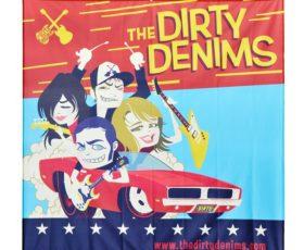 backdrop dirty denims