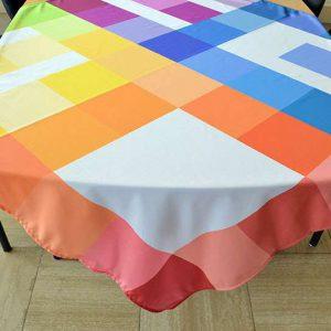 Tafelkleed mat