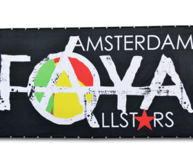 heavytex spandoek faya