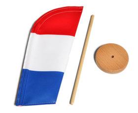 onderdelen tafelbeachflag mini